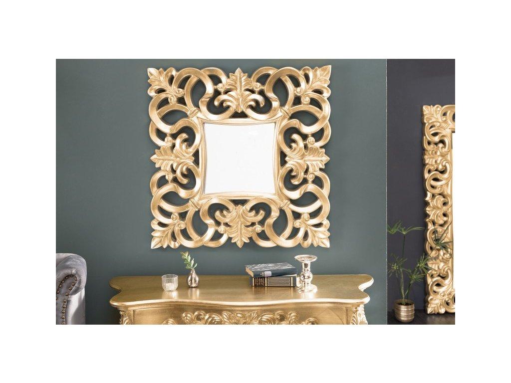 Moderní nástěnné zrcadlo - Venice, zlaté