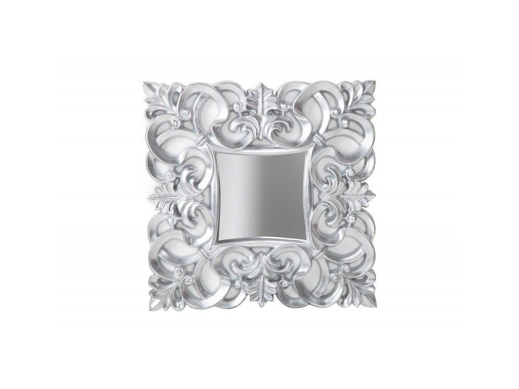 Moderní nástěnné zrcadlo - Venice, stříbrné