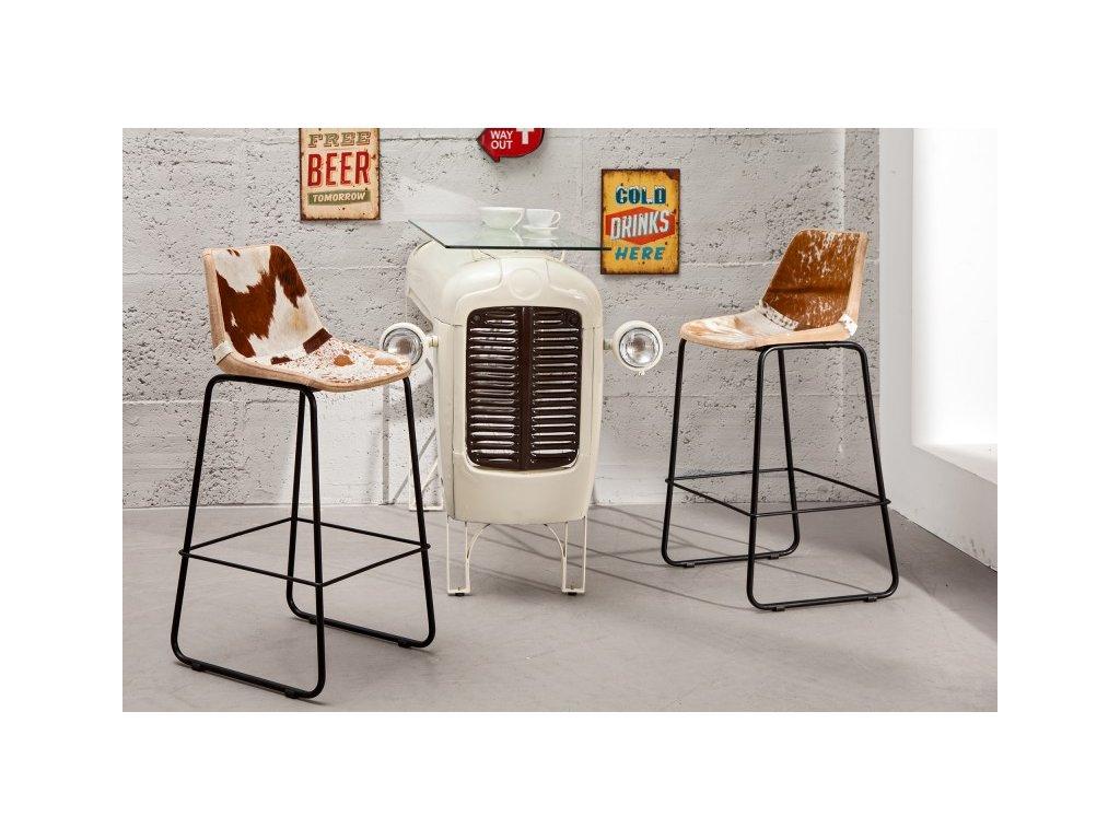 Moderní barová židle - Ariel
