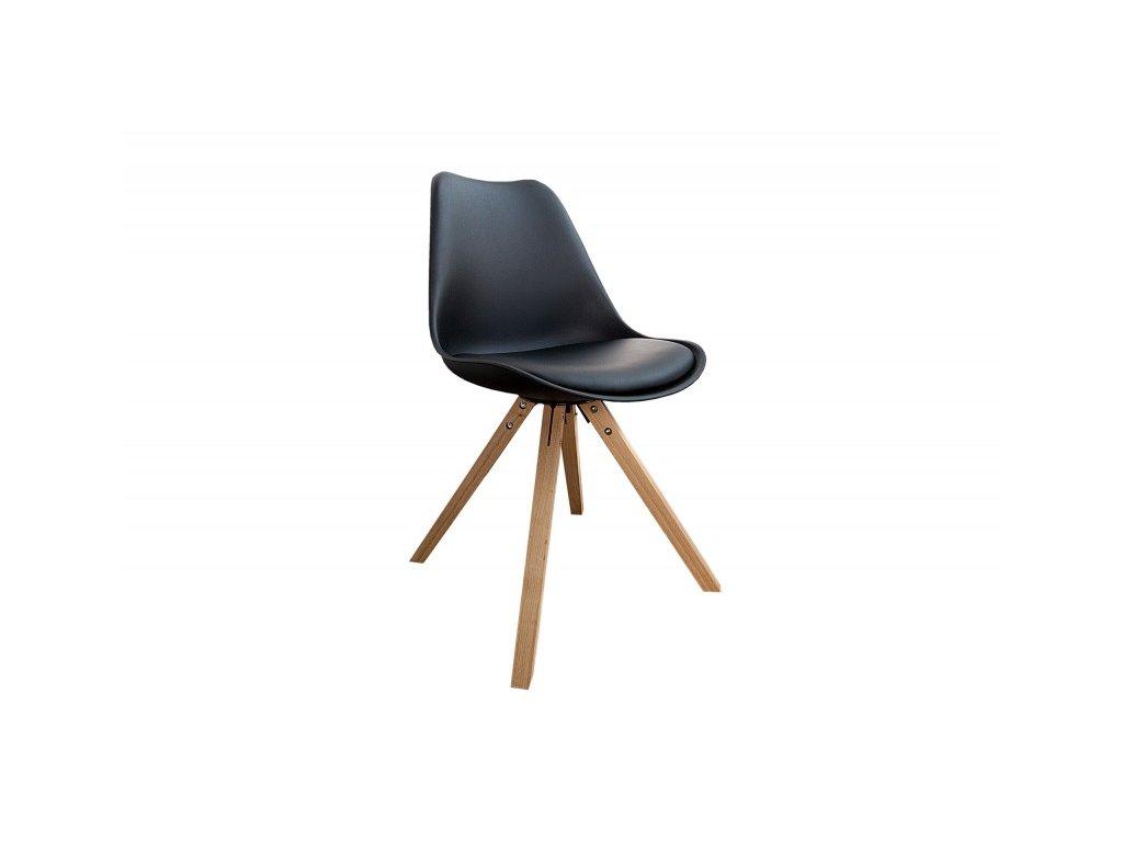 Moderní židle - Novus, černá