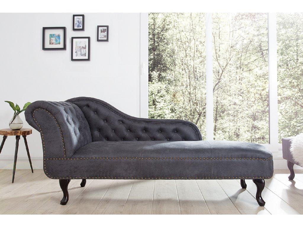 Luxusní pohovka - Achilleo, šedá