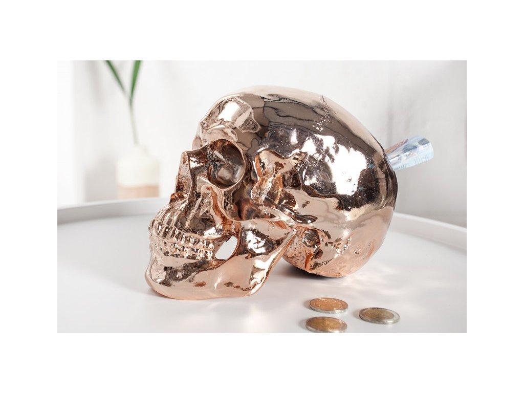 Dekorační předmět - Lebka