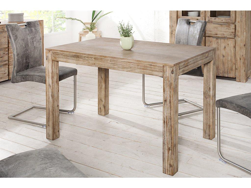 Masivní jídelní stůl - Pure
