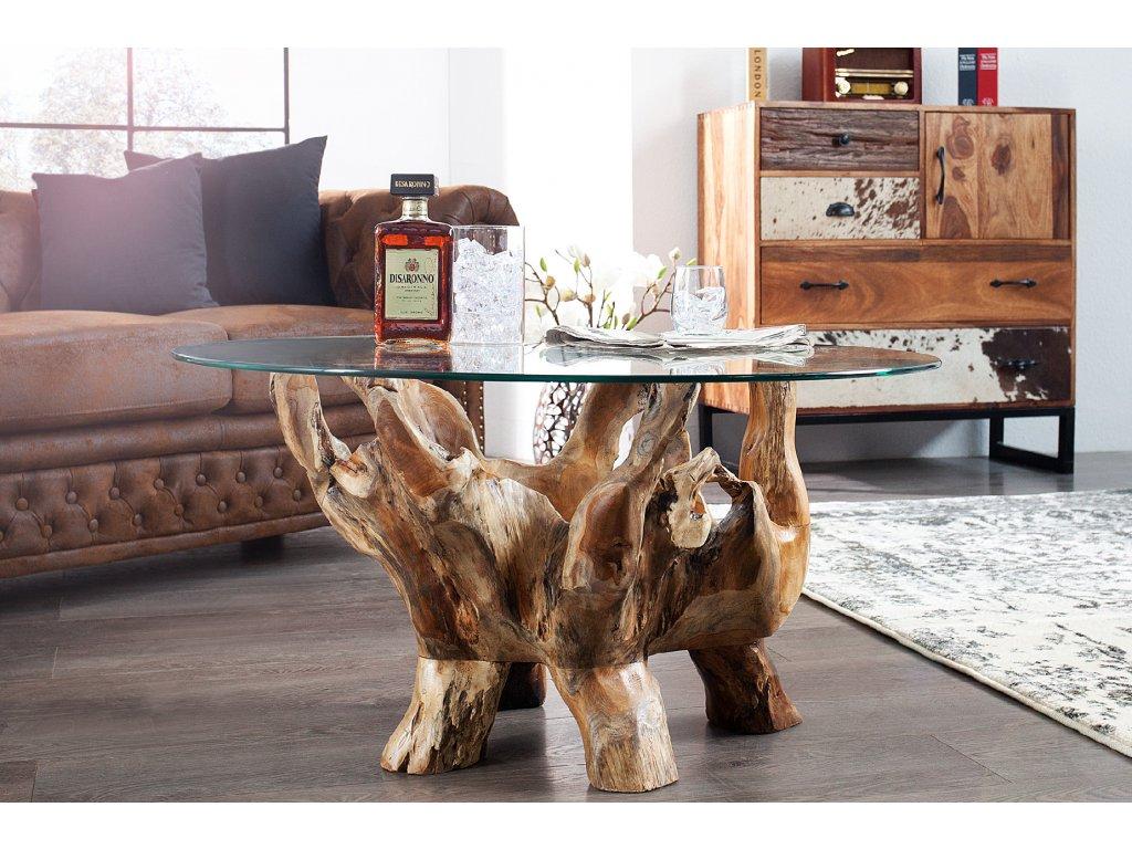 Designový konferenční stolek - Amazon
