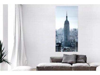 Moderní obraz na zeď - Empire State, 160 x 70 cm