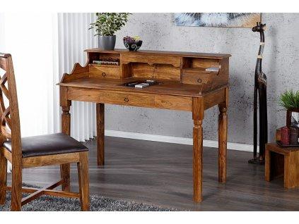 Stylový odkládací stolek - Maras, světlý