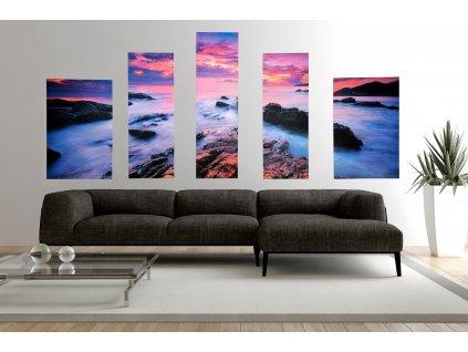 Moderní obraz na zeď -  Brandung