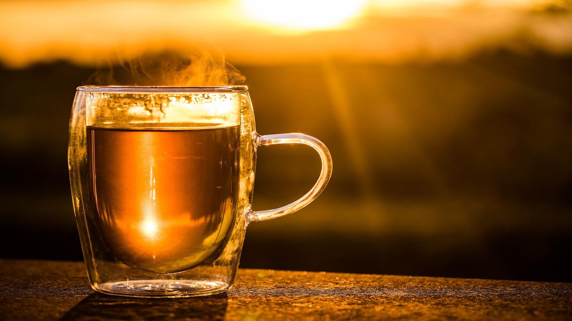 Ájurvédské relaxační čaje