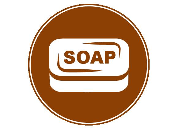 Tuhá mýdla