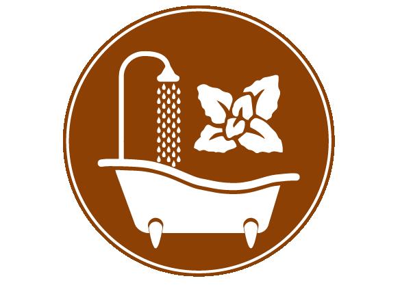 Bylinné koupele