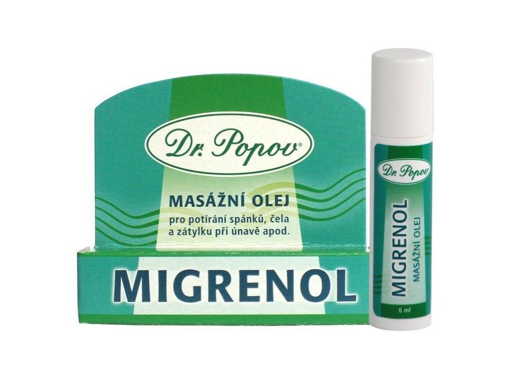 migrenol 6 ml – roll on