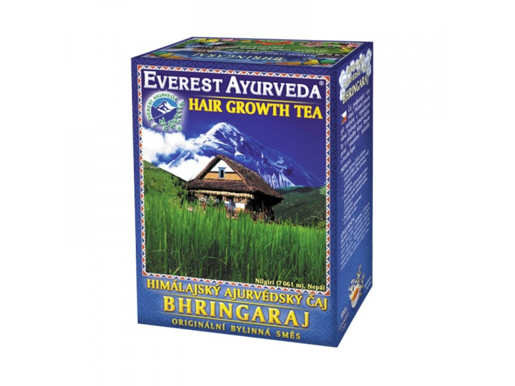 BHRINGARAJ - Péče o vlasy - 100g - Everest Ayurveda