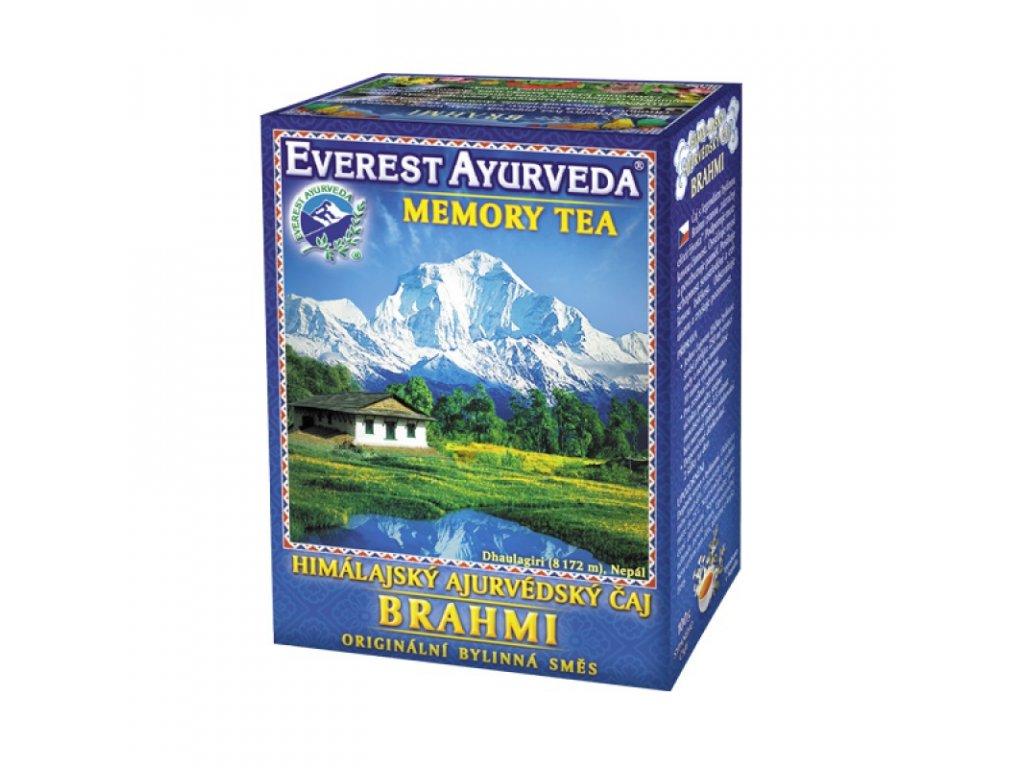 BRAHMI - Paměť a povzbuzení mozkové činnosti - 100g - Everest Ayurveda