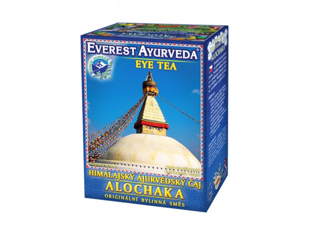 ALOCHAKA - Oči a zrakové funkce - 100g - Everest Ayurveda
