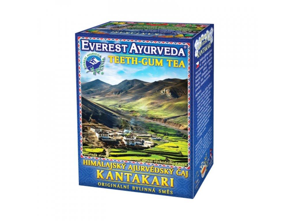 KANTAKARI - Zuby a dásně - 100g - Everest Ayurveda
