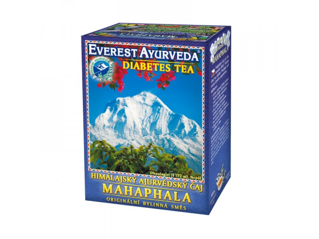 MAHAPHALA - Diabetická dieta - 100g - Everest Ayurveda