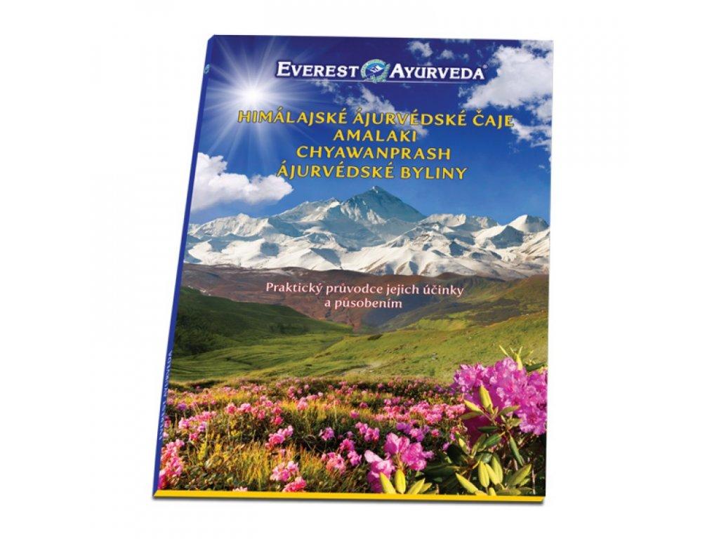 Praktický průvodce Ájurvédou - Everest Ayurveda