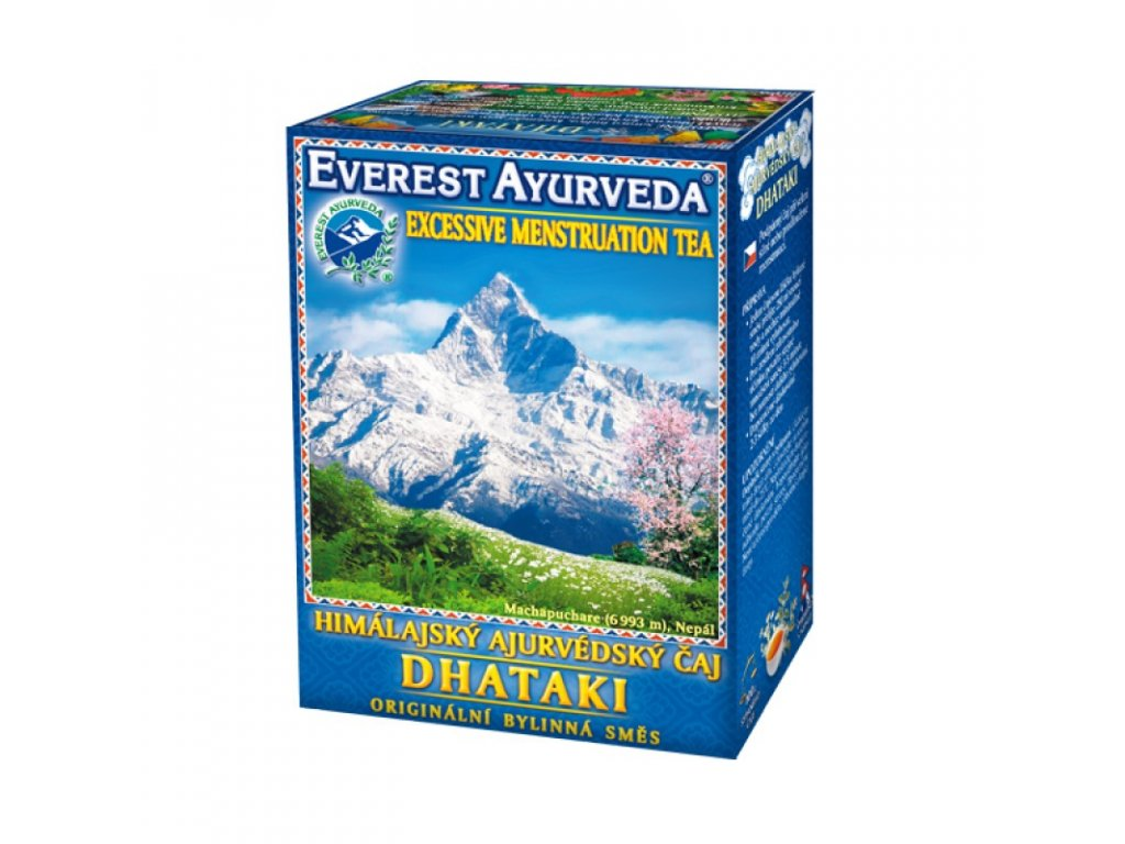 DHATAKI - Silná menstruace - 100g - Everest Ayurveda