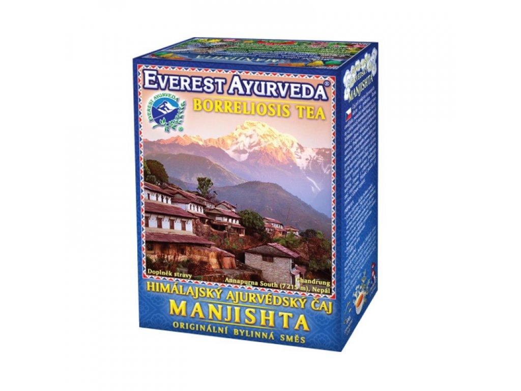 MANJISHTA - Obranyschopnost a posílení imunity - 100g - Everest Ayurveda