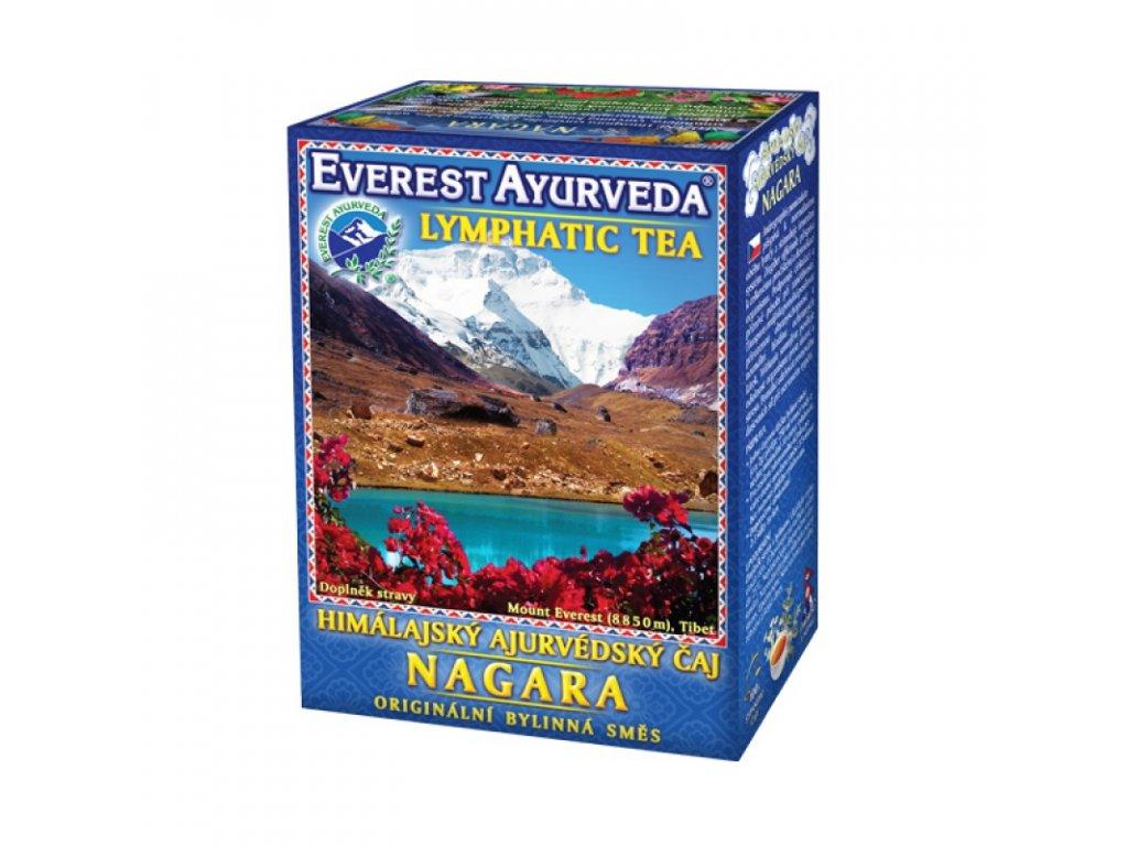 NAGARA - Lymfatický systém - 100g - Everest Ayurveda