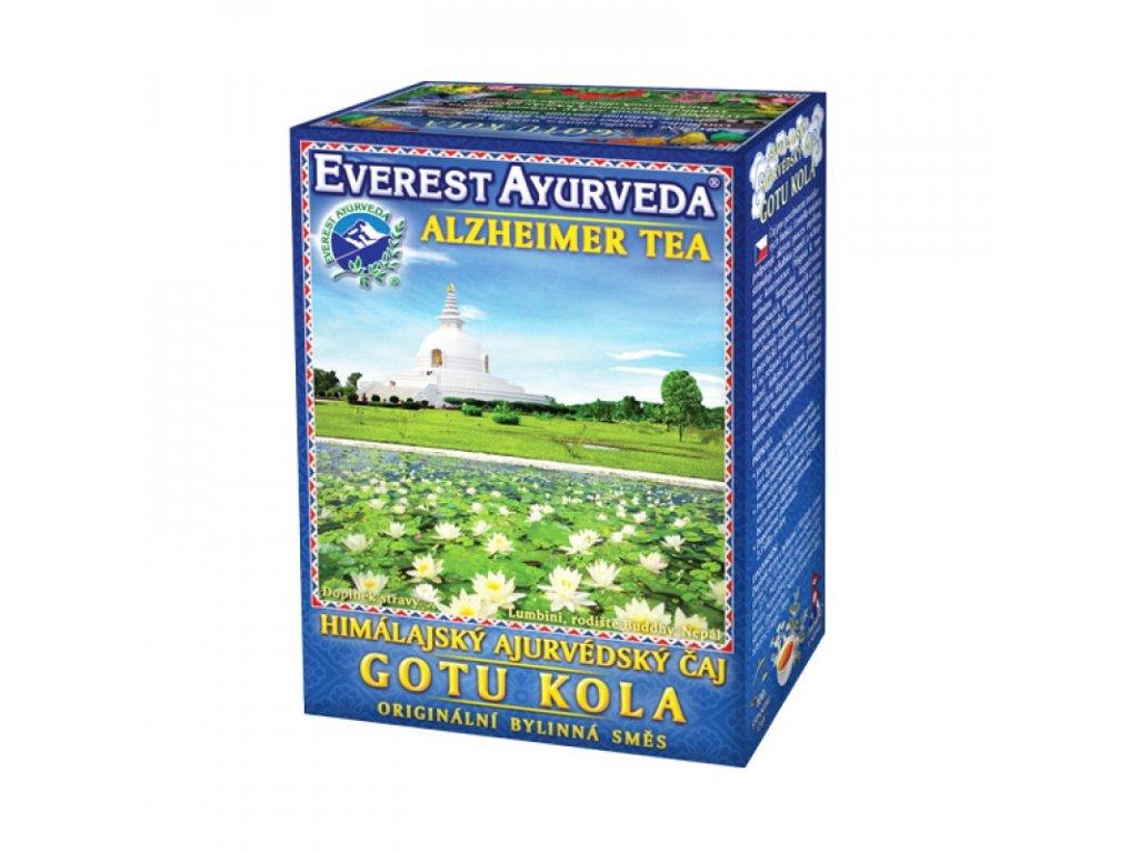 GOTU KOLA - Stárnutí mozkových funkcí - 100g - Everest Ayurveda