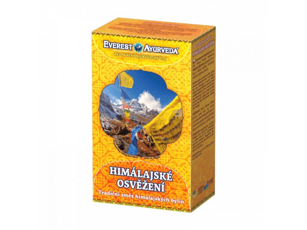 Himálajské osvěžení Everest Ayurveda