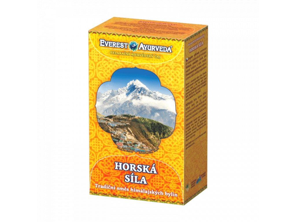 Horská síla Everest Ayurveda