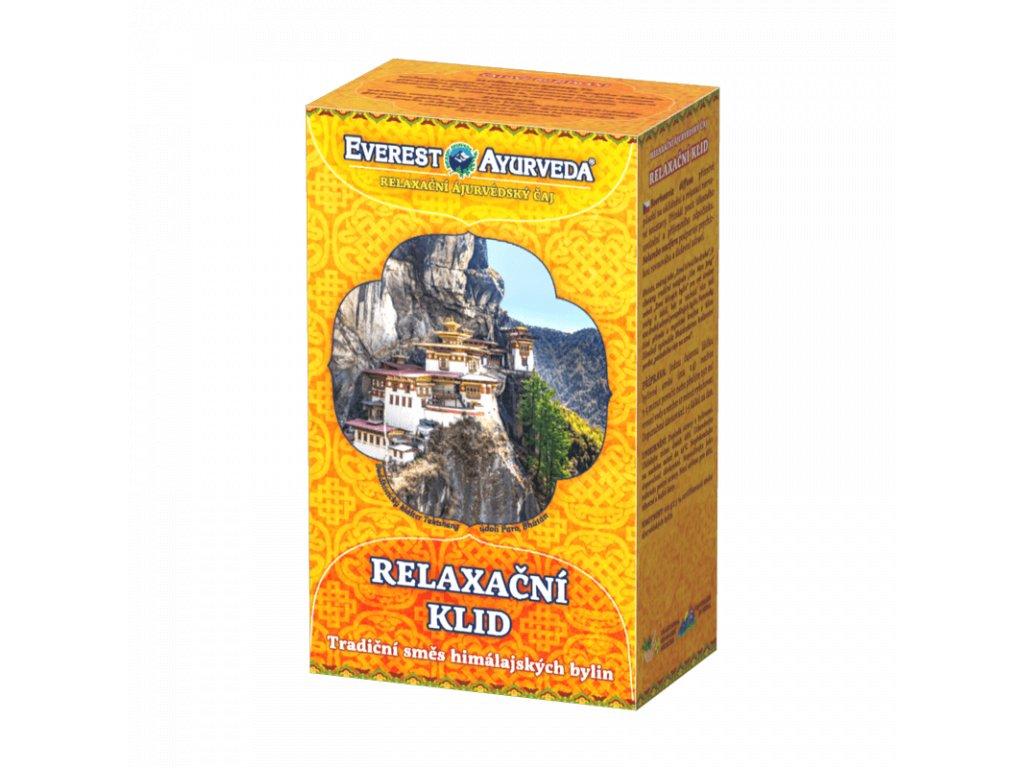Relaxační klid Everest Ayurveda
