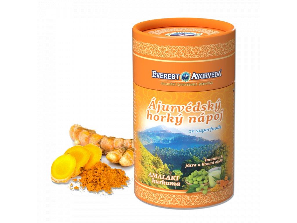 AMALAKI kurkuma nápoj Everest Ayurveda