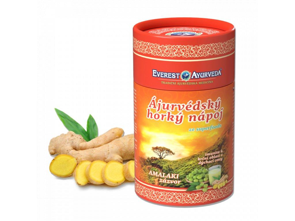 AMALAKI zázvor nápoj Everest Ayurveda