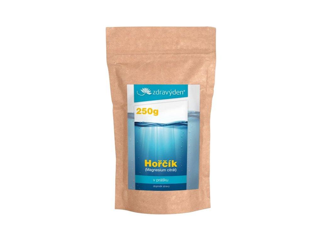 Hořčík (Magnesium citrát) 250g