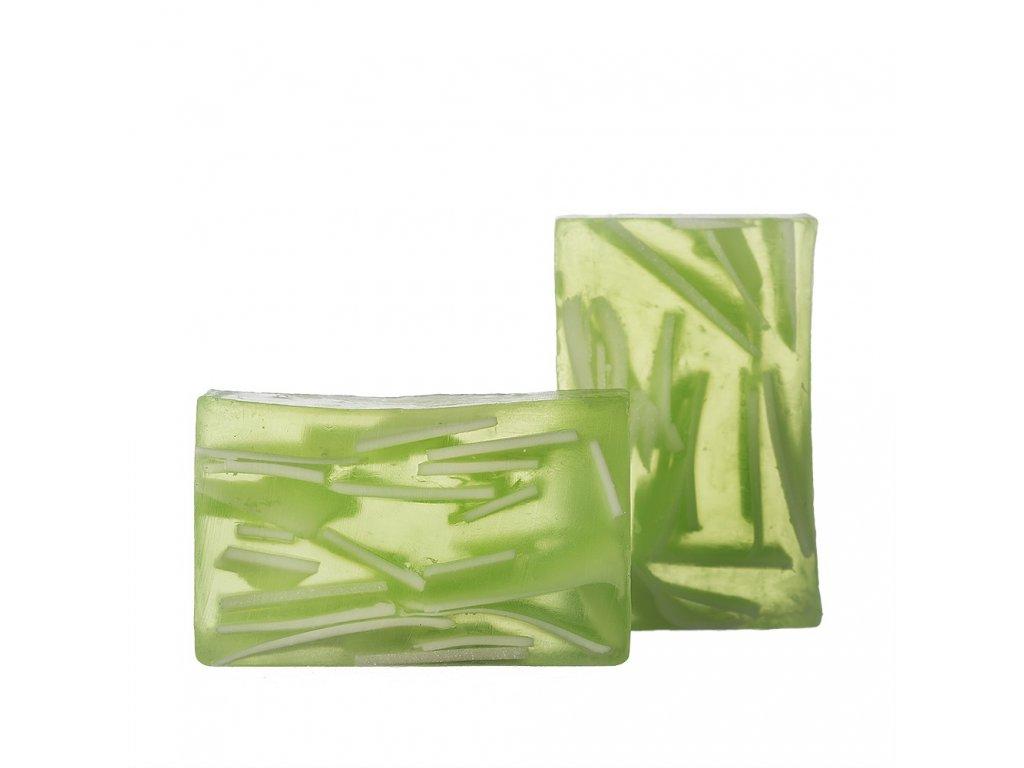 Čistá aloe vera přírodní mýdlo 110 g Soaphoria