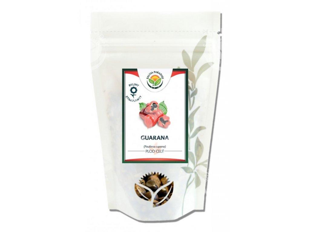 Guarana plod celý 250 g Salvia Paradise