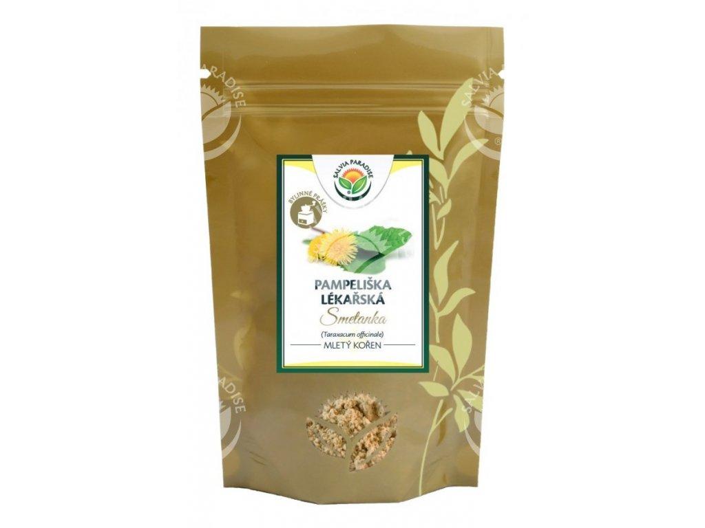 Pampeliška lékařská mletý kořen 100 g Salvia Paradise