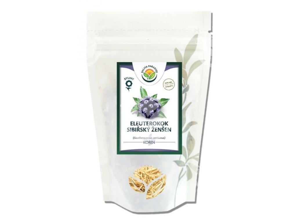 Eleuterokok sibiřský ženšen kořen 100 g Salvia Paradise