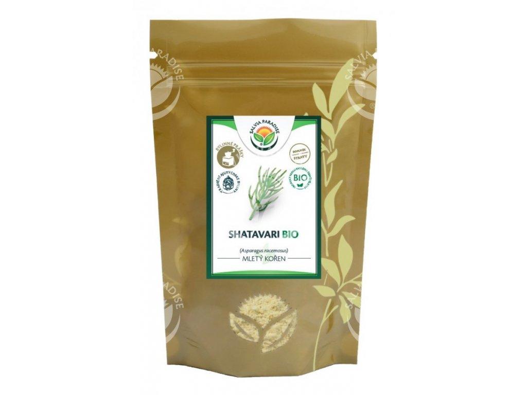 Šatavari shatavari prášek BIO 100 g Salvia Paradise