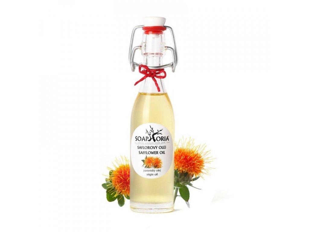 Saflorový olej 50ml Organický kosmetický olej