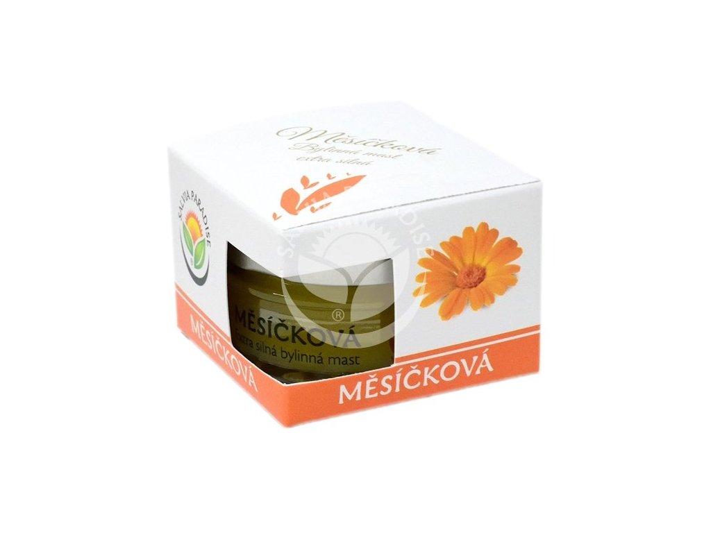 Měsíčková bylinná mast 50 ml Salvia Paradise