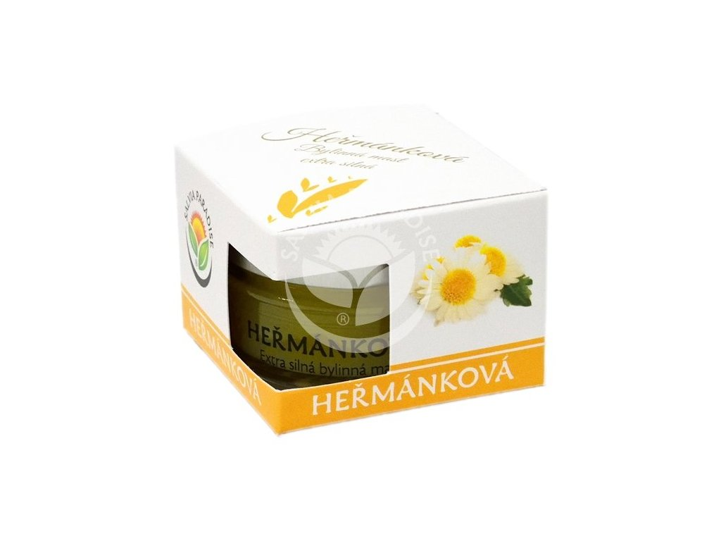 Heřmánková bylinná mast 50 ml Salvia Paradise