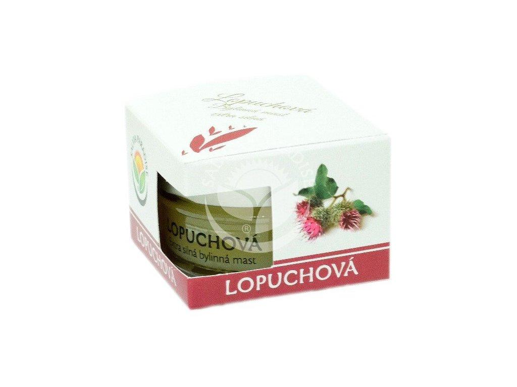 Lopuchová bylinná mast 50 ml Salvia Paradise