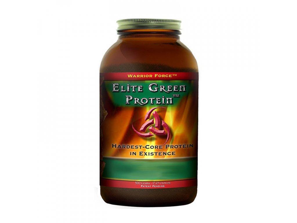 Elite green protein 500 g Vitalvibe