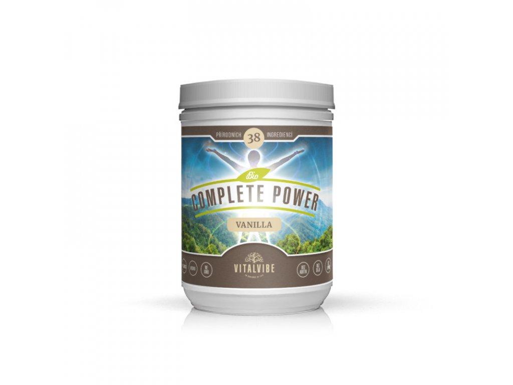 Complete Power™ BIO protein vanilkový 465g - VitalVibe