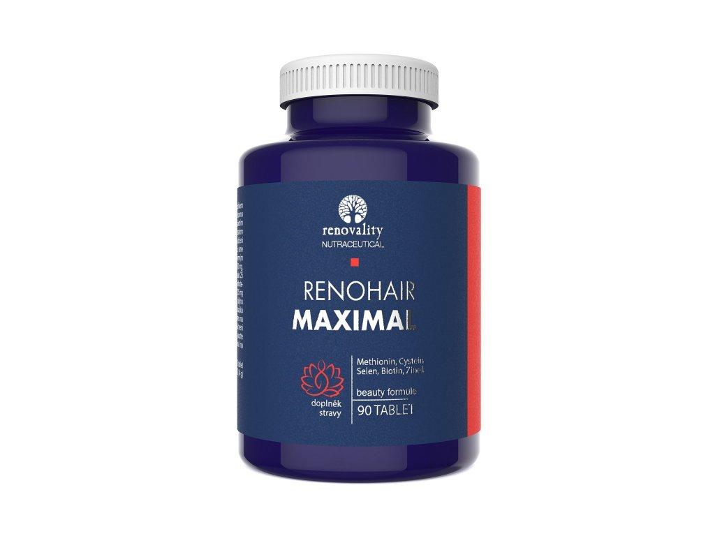 Renohair Maximal 90 tablet doplněk stravy Renovality