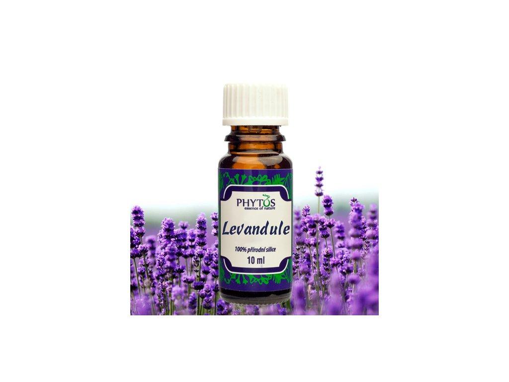 Levandule 100% esenciální olej Phytos
