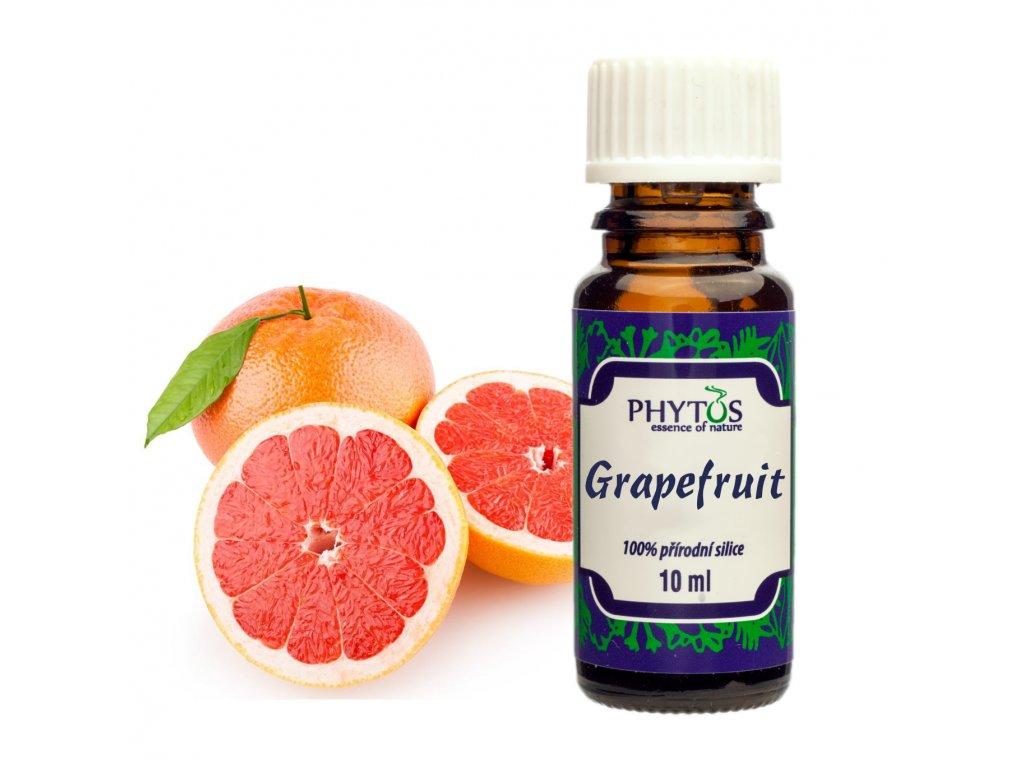 Grapefruit 100% esenciální olej - Phytos
