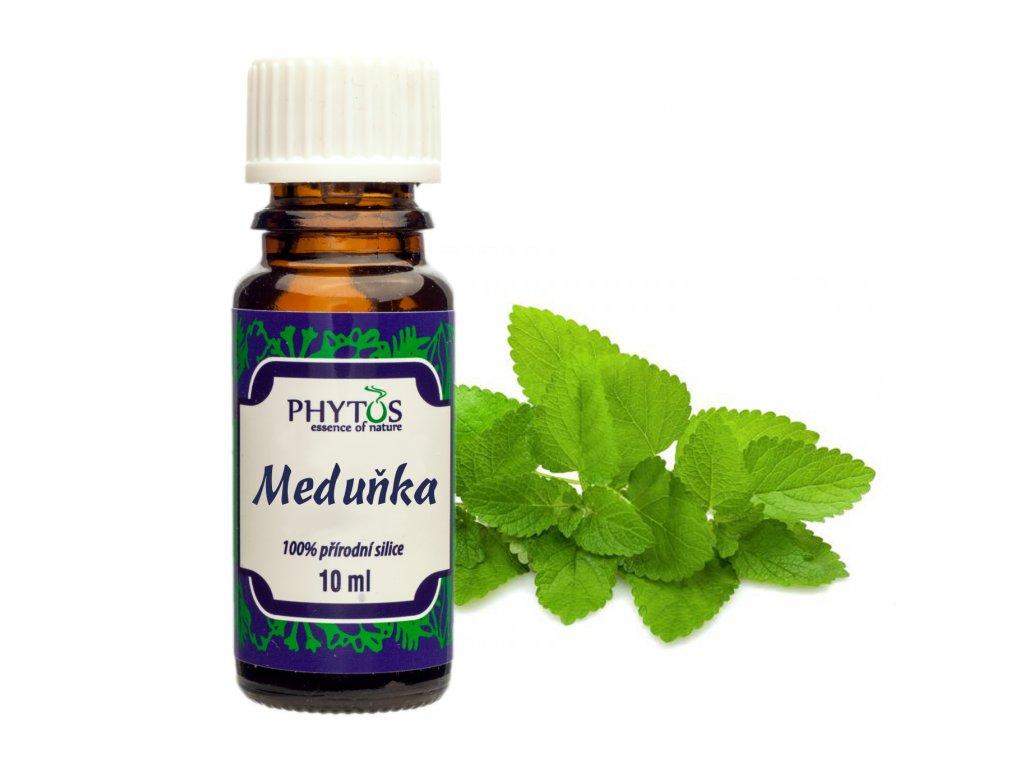 Meduňka 100% esenciální olej Phytos