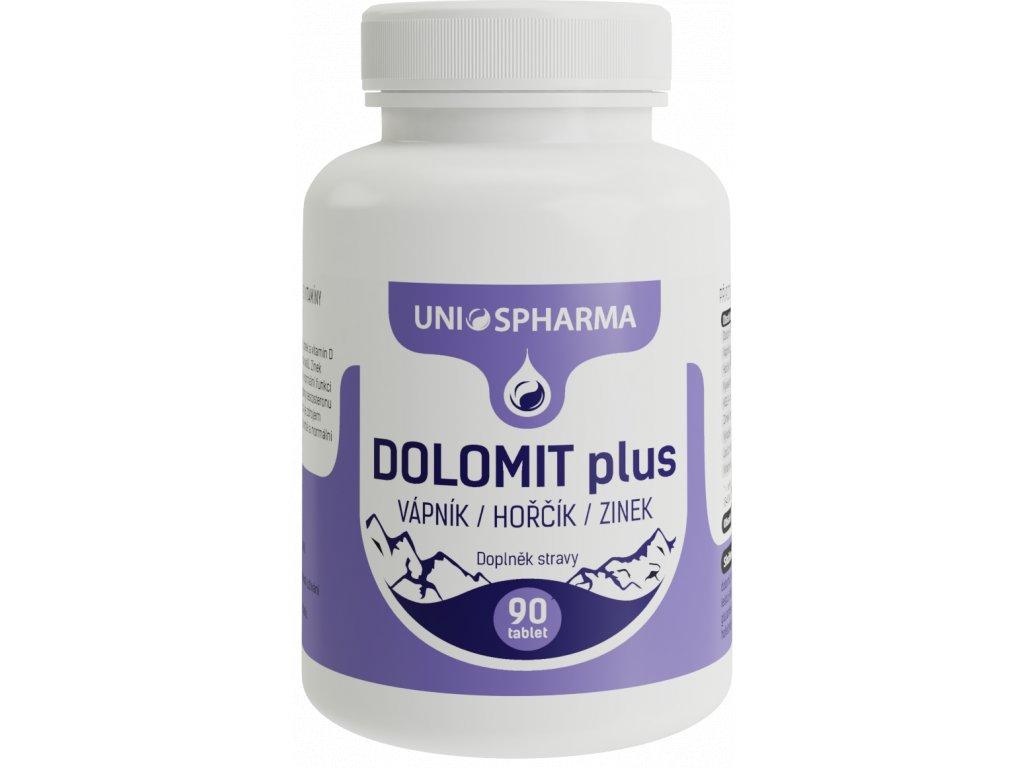 Dolomit plus : 90 tablet Unios Pharma