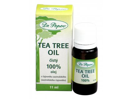 Tea Tree Oil - 11ml - Dr. Popov