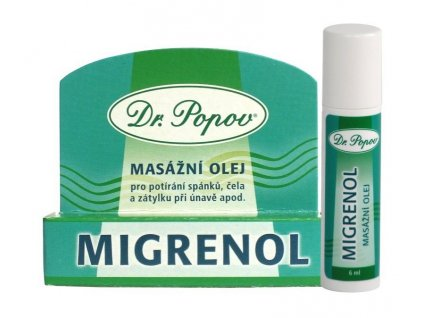 migrenol 6 ml – roll on