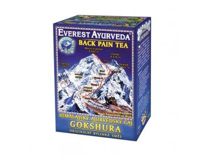 GOKSHURA - Uvolnění zádového svalstva - 100g - Everest Ayurveda